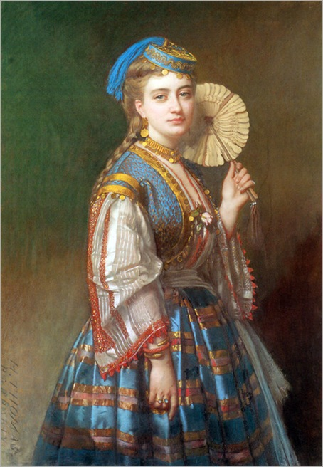 A_Portrait_of_a_Lady_Dressed_in_Ottoman_Style_1870_Thomas_de_Barbarin