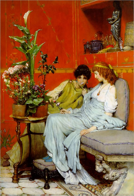 Alma-Tadema-confidences