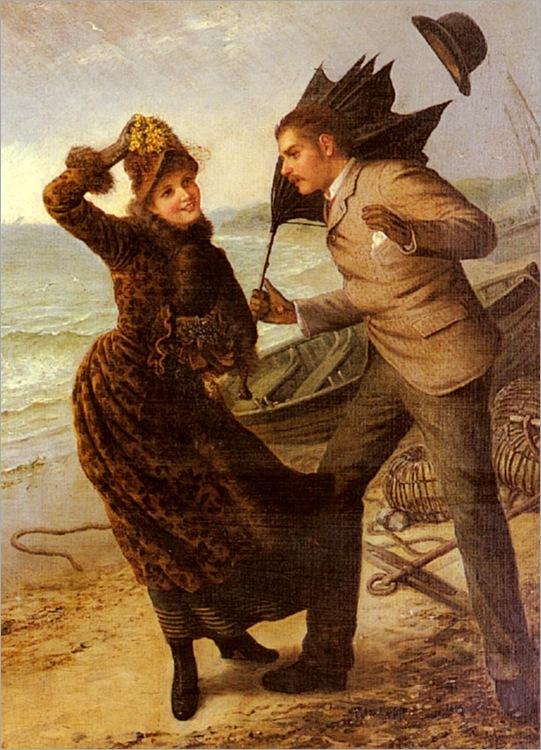 Bowkett-Jane-Maria-A-Breezy-Day