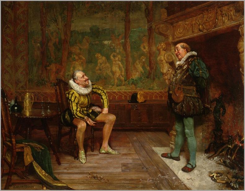 Bundy_Edgar_Old_Cronies_1888