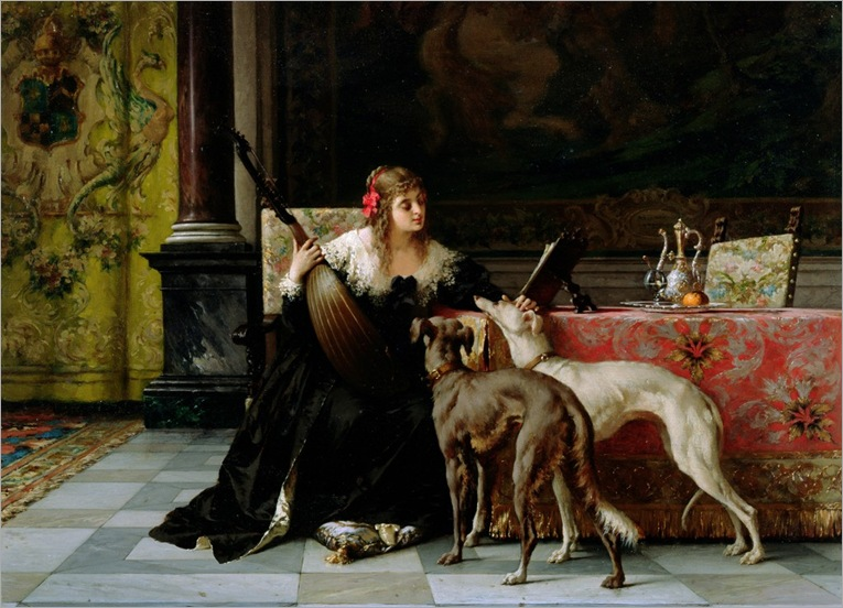 florent-willems-sympathetic-friends