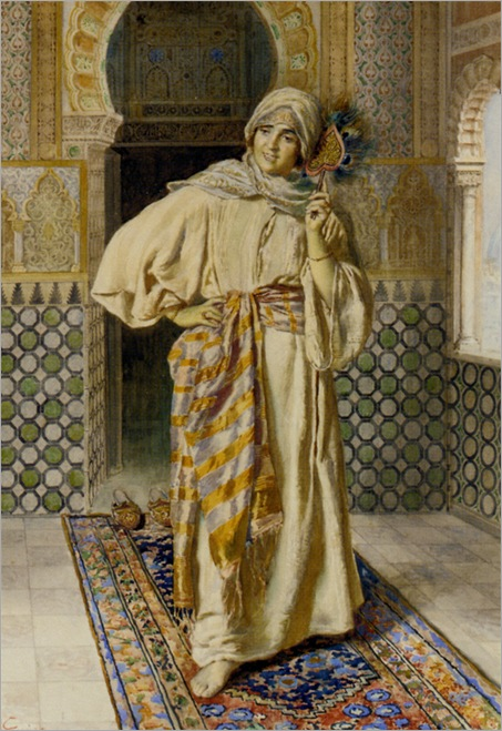 Gargiullo_Antonio_An_Oriental_Beauty