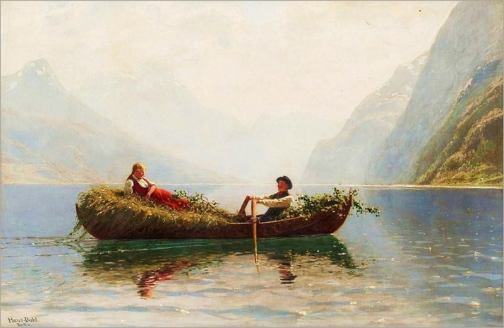 HANS_DAHL_1849-1937_fjordromantic