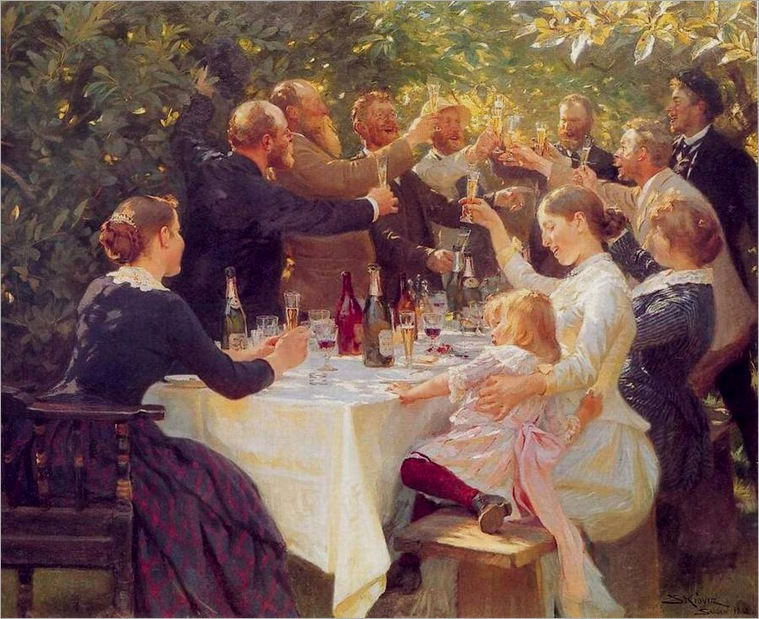 Kroyer-PederSeverin_Hip hip hurra