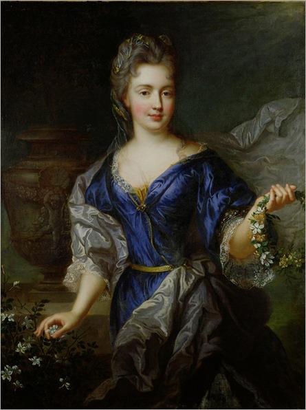 Nicolas-de-Largilliere-(Marie-Anne-de-Bourbon)
