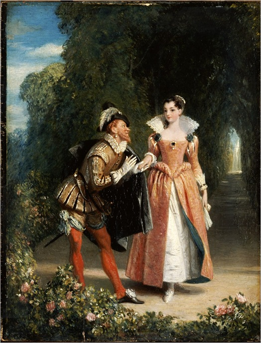 the-proposal-Charles-Robert-Leslie