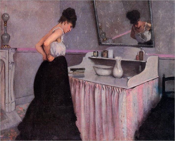 Woman-at-a-Dressing-Table-1873-GustaveCaillebotte