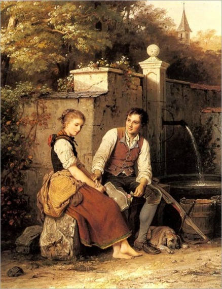 19. Meyer von Bremen, Johann Georg - At The Well