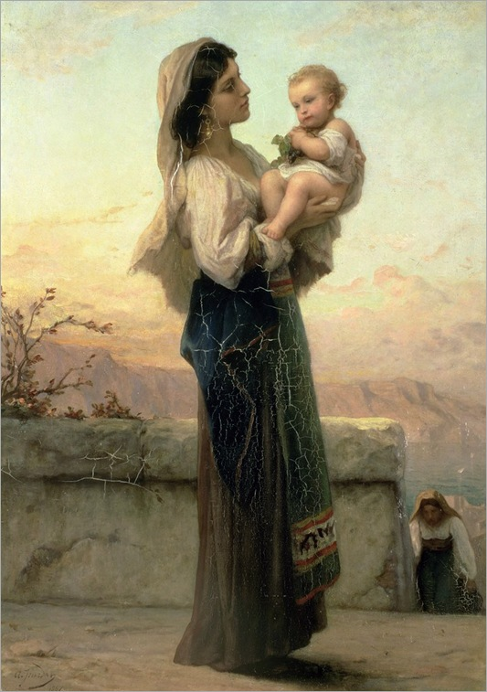 adolphe-jourdan-Madonna-and-child