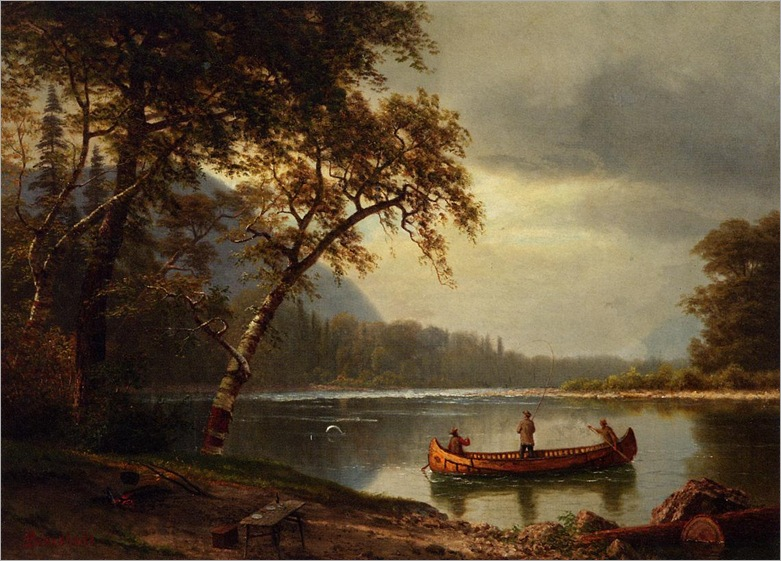 Bierstadt_Albert_Salmon_Fishing_on_the_Cascapediac_River
