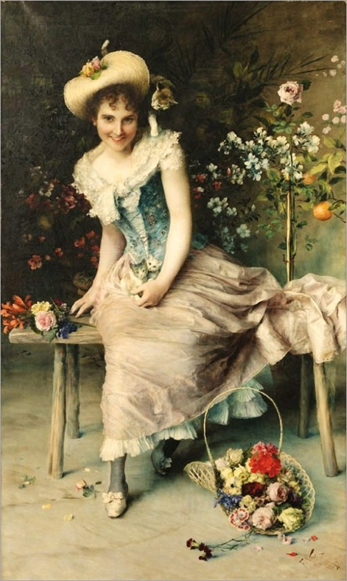 francesco-vinea_beauty-on-a-garden-bench
