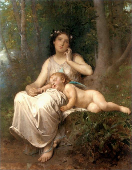 Perrault_Leon_Jean_Basile_Love_and_Innocence_1884