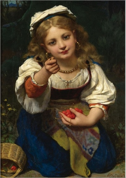 Pierre Louis Joseph De Coninck (1828 – 1910) «Ripe fruit»