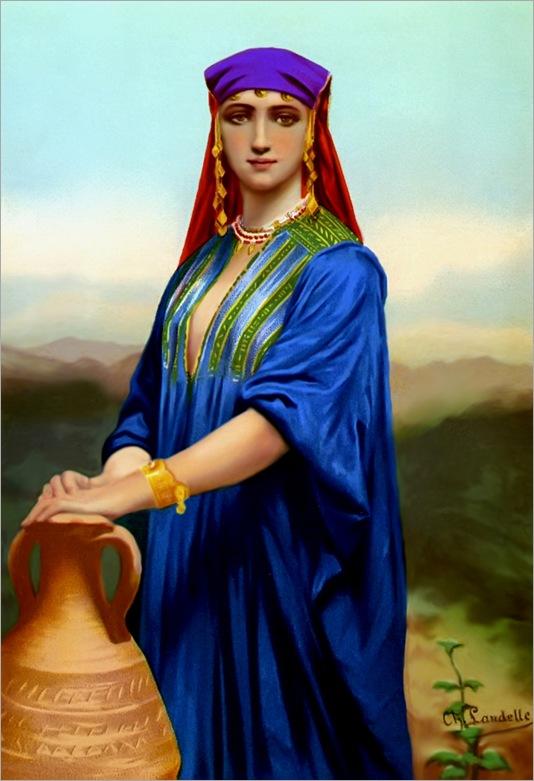 Rebekah-the-Bride_Charles-Landelle_1901