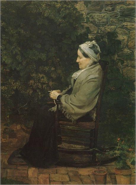 Cecilia Beaux ,,Mrs. John Wheeler Leavitt