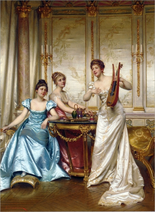 Charles Joseph Frederick Soulacroix - The Charming Performance