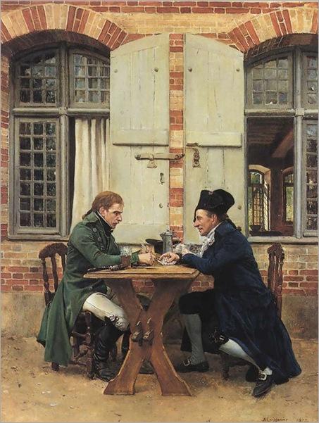 Ernest Meissonier -1872