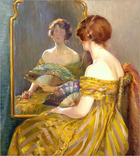 Lucy Martha Taggart (American artist, 1880-1960) Eleanor 1921