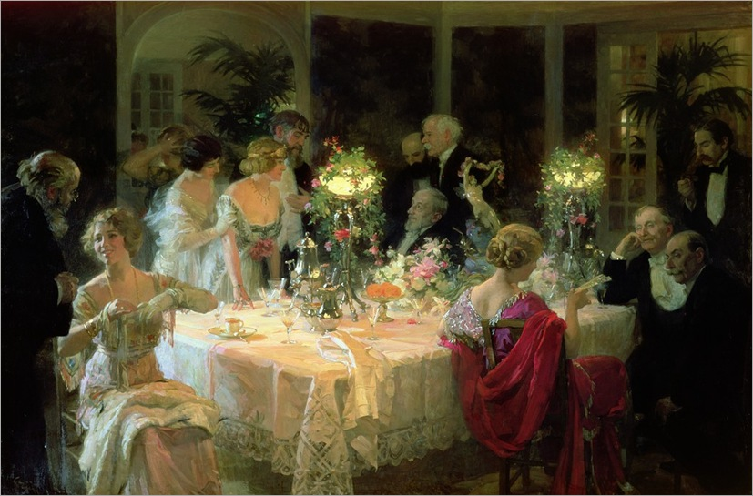 Jules-Alexandre-Grun-the-end-of-dinner