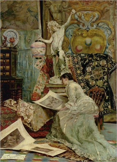 Conccetti_Napoleone_In_The_Salon_1881