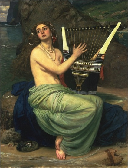 edward-john-poynter the_siren-
