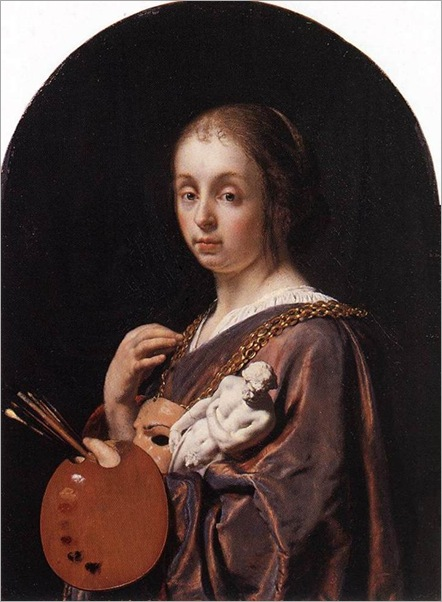 FransVanMieris(1635-1681)pictura_(an_allegory_of_painting)