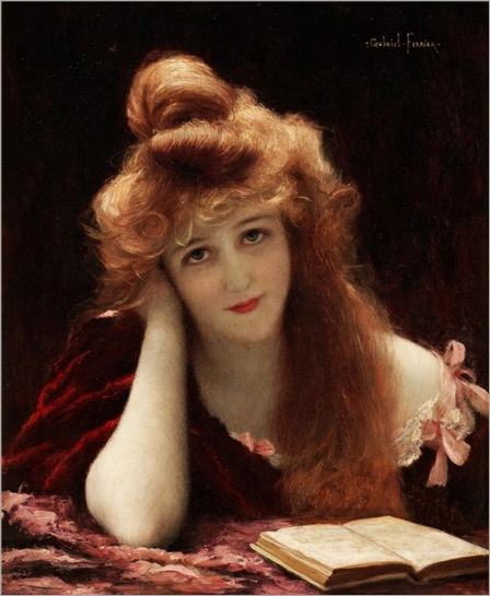 GabrielFerrier-Woman_Reading