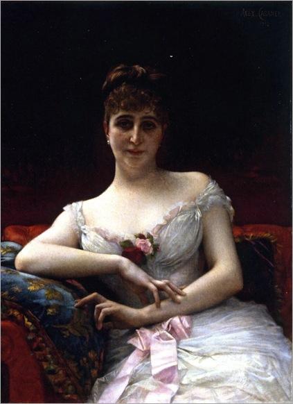 Madame Edouart Herve-Alexandre-Cabanel