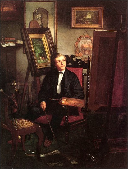 self-portrait-Thomas-Hovenden