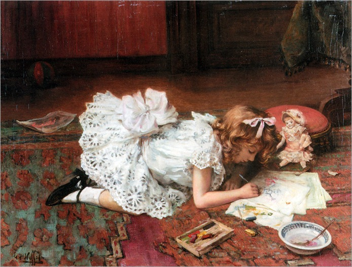 georgevanNuffel_the_young_artist