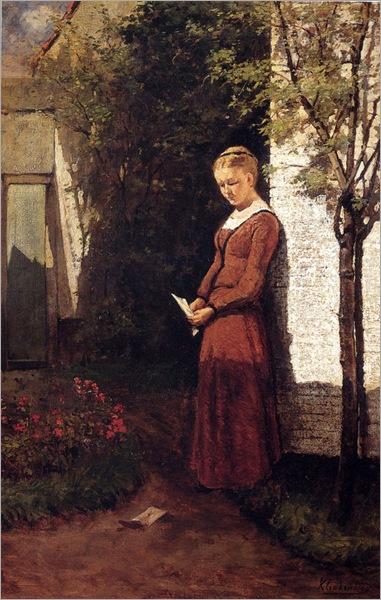 Klinkenberg_Johannes_Christiaan_Karel_The_Letter