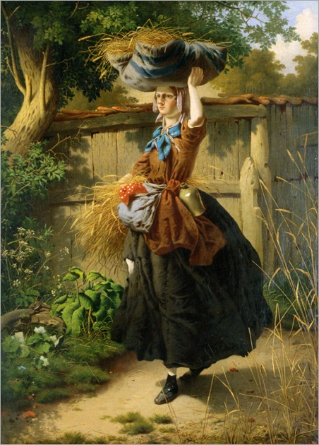 Millner_William_Edward_Returning_From_The_Fields