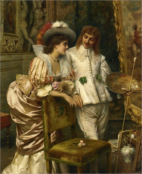 a-visit-to-the-studio-flirtation-federico-andreotti