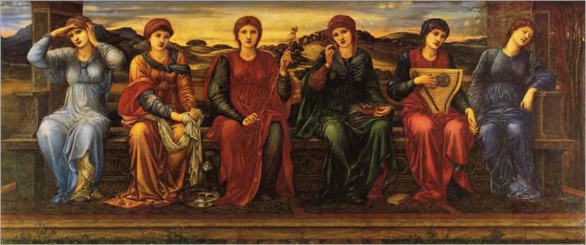 Burne_Jones_The_Hours