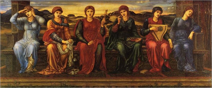 Burne_Jones_The_Hours