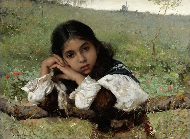 charles_sprague_pearce_moments_of_thoughtfulness