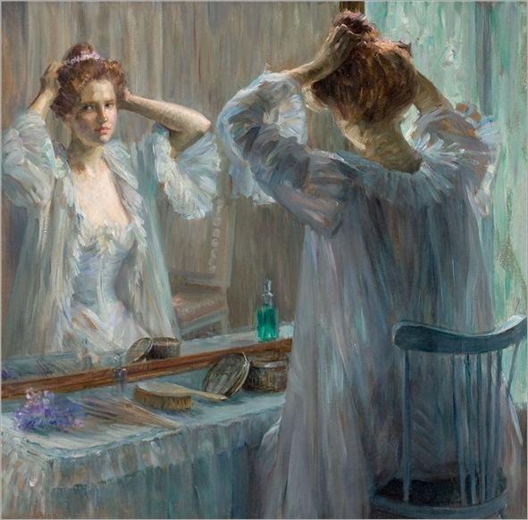 la-toilette-Louise-Catherine-Breslau