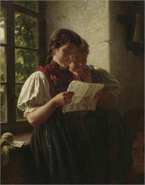 the-love-letter-Hermann-Sondermann