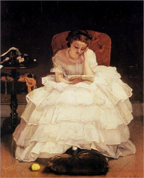alfred-stevens-young-woman-reading-1856