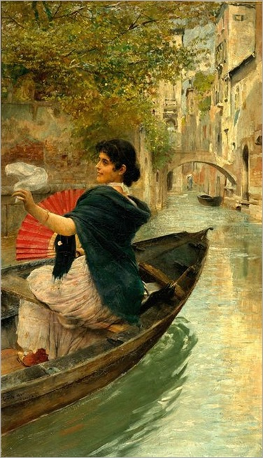 ettore-tito-the-gondola