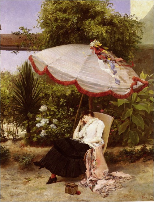 PedroLira(1872-1901)the_siesta