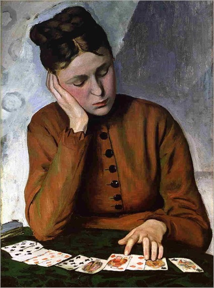 The-Fortune-Teller-Frederic-Bazille