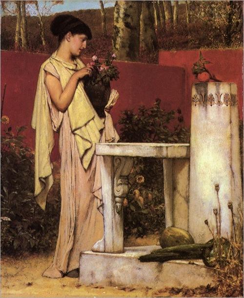 a-last-rose-Alma-Tadema