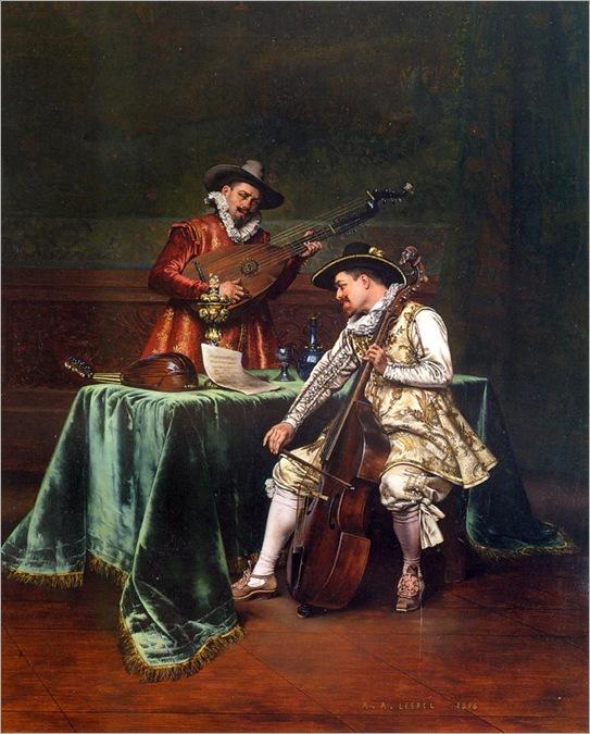 AdolpheALesrel_the_musicians