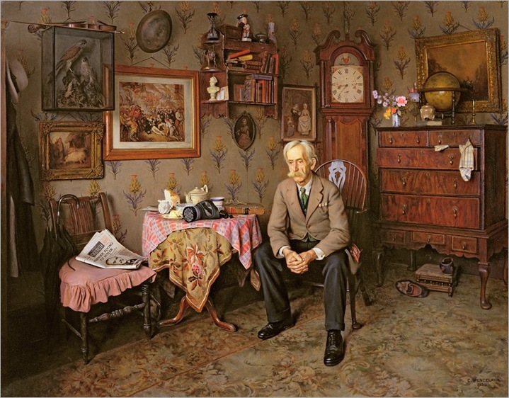 charles-spencelayh--why-war -1938