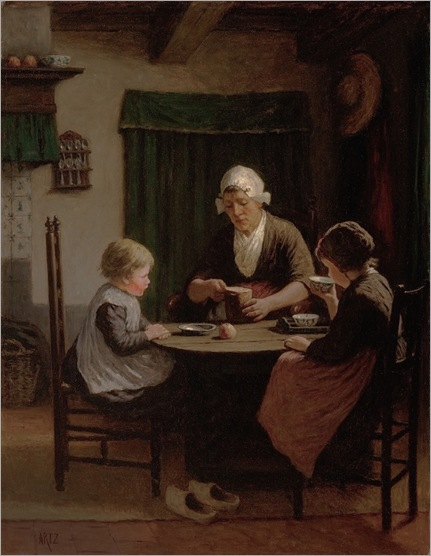 david-adolphe-constant-artz-at-the-grandmother´s