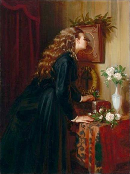 ernest-narjot-mon-brave-William John Hennessy(1839-1917)