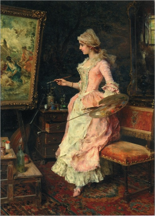Federico Andreotti - The Finishing Touches