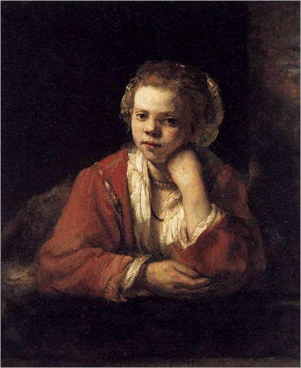 Girl_at_a_Window_Rembrandt_1651
