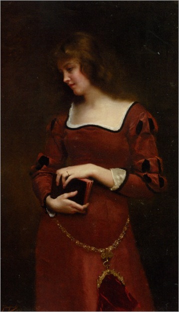 Jaquet_Gustave_Jean_Wistful_Thoughts_1878